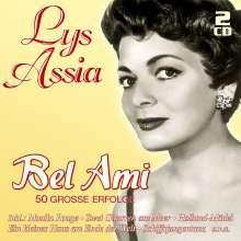 Lys Assia: Bel Ami: 50 große Erfolge, 2 CDs