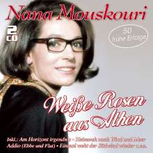 Nana Mouskouri: Weiße Rosen aus Athen: 50 frühe Erfolge, 2 CDs
