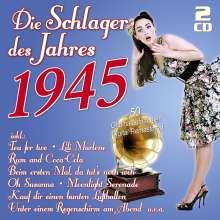 Die Schlager des Jahres 1945, 2 CDs
