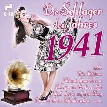 Die Schlager des Jahres 1941, 2 CDs