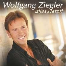 Wolfgang Ziegler: Alles & Jetzt!, CD