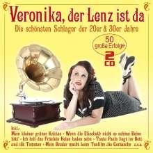 Veronika, der Lenz ist da: Schlager der 20er & 30er, 2 CDs