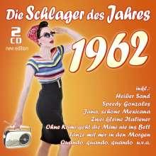 Die Schlager des Jahres 1962 (New Edition), 2 CDs