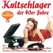 Kultschlager der 40er Jahre, 2 CDs