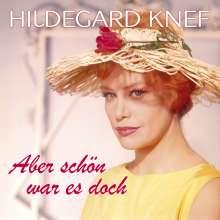 Hildegard Knef: Aber schön war es doch, CD