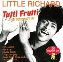 Little Richard: Tutti Frutti: The Very Best Of, 2 CDs