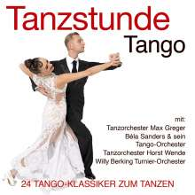 Tanzstunde: Tango, CD