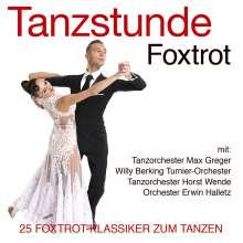 Tanzstunde: Foxtrot, CD