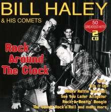 Bill Haley: Rock Around The Clock: 50 Greatest Hits, 2 CDs