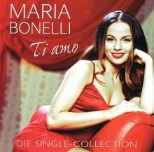 Maria Bonelli: Ti Amo: Die Single-Collection, CD
