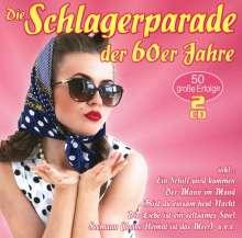 Die Schlagerparade der 60er Jahre, 2 CDs