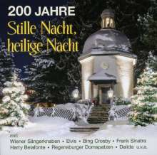 200 Jahre 'Stille Nacht, heilige Nacht, CD