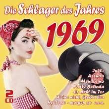 Die Schlager des Jahres 1969, 2 CDs