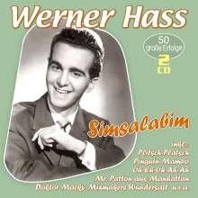 Werner Hass: Simsalabim: 50 große Erfolge, 2 CDs
