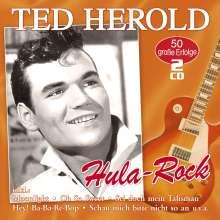 Ted Herold: Hula Rock: 50 große Erfolge, 2 CDs