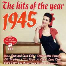 The Hits Of The Year 1945, 2 CDs