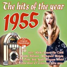 The Hits Of The Year 1955, 2 CDs