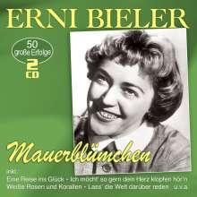 Erni Bieler: Mauerblümchen: 50 große Erfolge, 2 CDs
