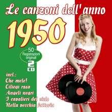 Le Canzoni Dell' Anno 1950, 2 CDs