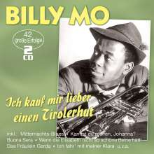 Billy Mo: Ich kauf mir lieber einen Tirolerhut: 42 große Erfolge, 2 CDs