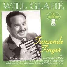 Will Glahé: Tanzende Finger: 50 große Erfolge, 2 CDs