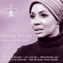 Shirley Bassey: Reach For The Stars: 50 Greatest Hits, 2 CDs