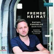 Rafael Fingerlos - Fremde Heimat, CD