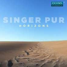 Singer Pur - Horizons (Der Geist weht, wo er will), CD