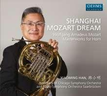 Wolfgang Amadeus Mozart (1756-1791): Hornkonzert Nr.3, CD