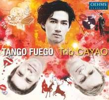 Trio Cayao - Tango fuego, 2 CDs