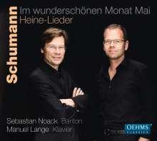 Robert Schumann (1810-1856): Liederkreis op.24 nach Heine, CD