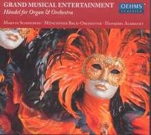 Martin Schmeding - Händel für Orgel & Orchester, CD