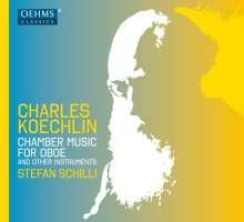 Charles Koechlin (1867-1950): Kammermusik für Oboe, CD