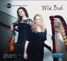 Viktoria Kaunzner & Ana Viechtl - Wild Bird, CD