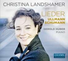 Christina Landshamer - Lieder, CD