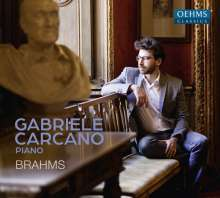 Johannes Brahms (1833-1897): Klaviersonate Nr.3 op.5, CD