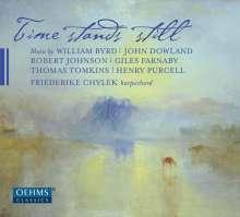 Friederike Chylek - Time stands still, CD