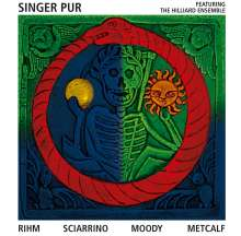 Singer Pur featuring the Hilliard Ensemble, CD