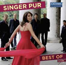 Singer Pur - Best of (inkl. Oehms Classics Gesamtkatalog), 2 CDs