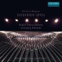"Richard Wagner (1813-1883): Orgeltranskriptionen - ""Siegfried-Idyll"", CD"