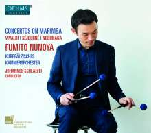 Concertos on Marimba, CD