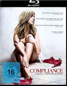 Compliance (Blu-ray), Blu-ray Disc