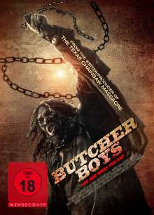 Butcher Boys, DVD