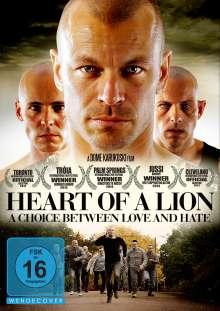 Heart of a Lion, DVD