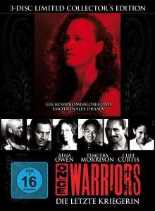Once Were Warriors (Blu-ray & DVD im Mediabook), Blu-ray Disc