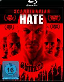 Scandinavian Hate (Blu-ray), Blu-ray Disc