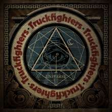 Truckfighters: Universe (Limited Edition), CD