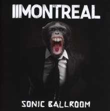 Montreal: Sonic Ballroom, CD