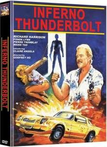 Inferno Thunderbolt (Mediabook), 2 DVDs