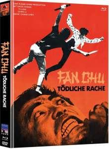 Fan Chu - Tödliche Rache (Blu-ray & DVD im Mediabook), Blu-ray Disc